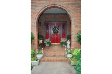 ARCHED ENTRY